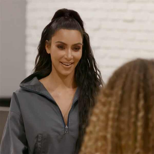 Kim Kardashian, Sophia Pippen, Dancing With the Stars: Juniors